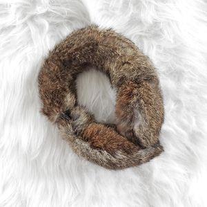 NWOT - RUDSAK - Rabbit Earmuffs